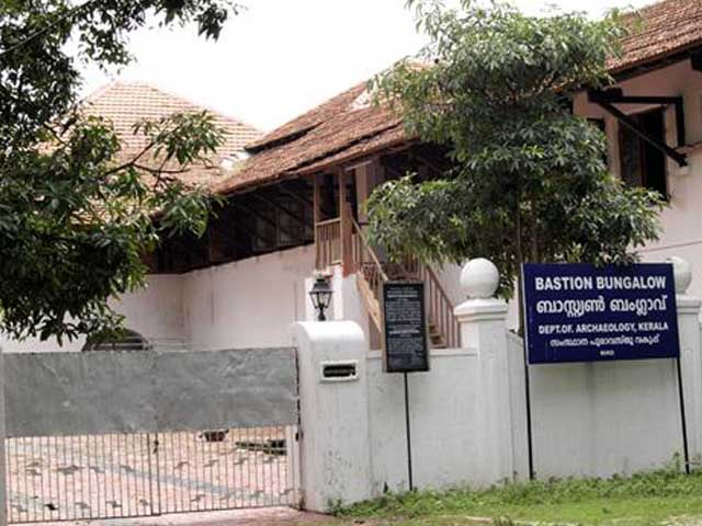 Bastion Bungalow Fort Kochi