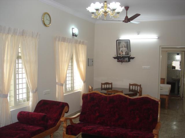 fort cochin homestay villa living room