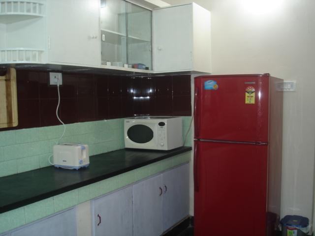 refrigerator in home stay in kochi