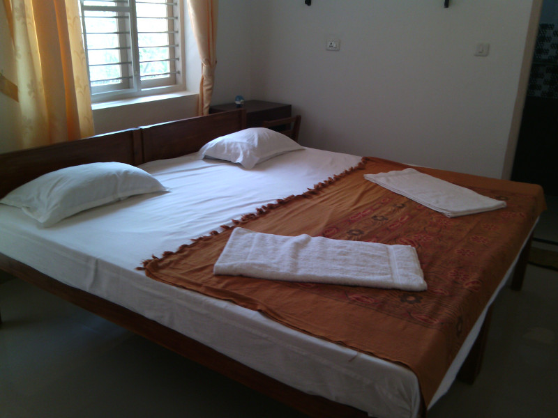 large double rooms in homestay in fort kochi nathans holiday home