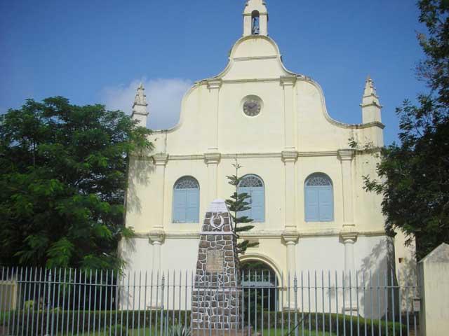 St Francis Church vasco da gama church fort kochi