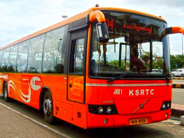 Ksrtc Low Floor Bus Online Booking Image Collections Book